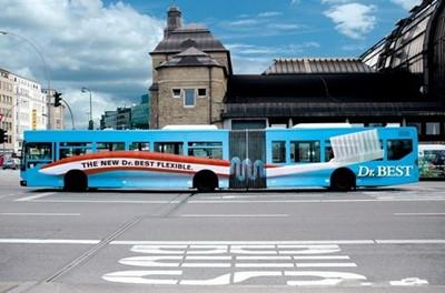 漫谈公交车广告,你值得一看