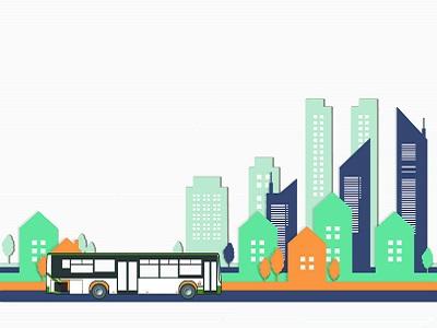 选择公交车身广告的几大优势!